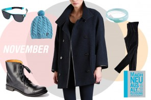 November: Cosy Comfort