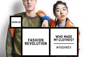 Fashion Revolution Day am 24. April